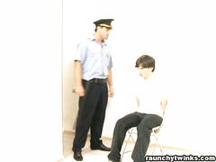 Naughty Urchin Arrested With the addition of Fucked