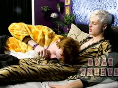 Fur Covered Paramours Rabid Porking - Cody Walker And Jason Valencia