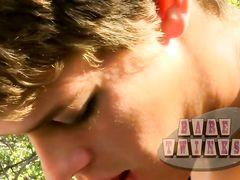 Unshaved Wilderness Three-Way! - Alex Jordan, Benjamin Riley And Jason Valencia