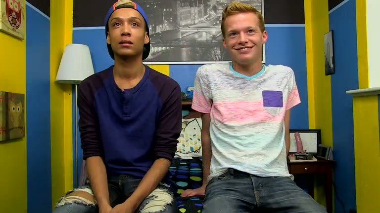 Fresh Studs Sans A Condom Ravage! - Andrew Brenton And Billy London