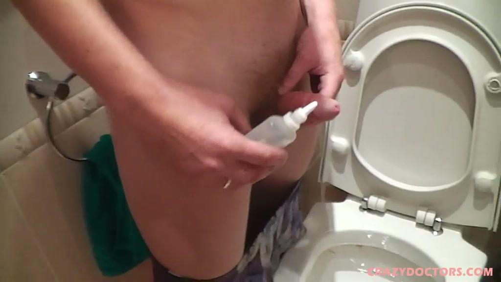 Nursing a naughty want