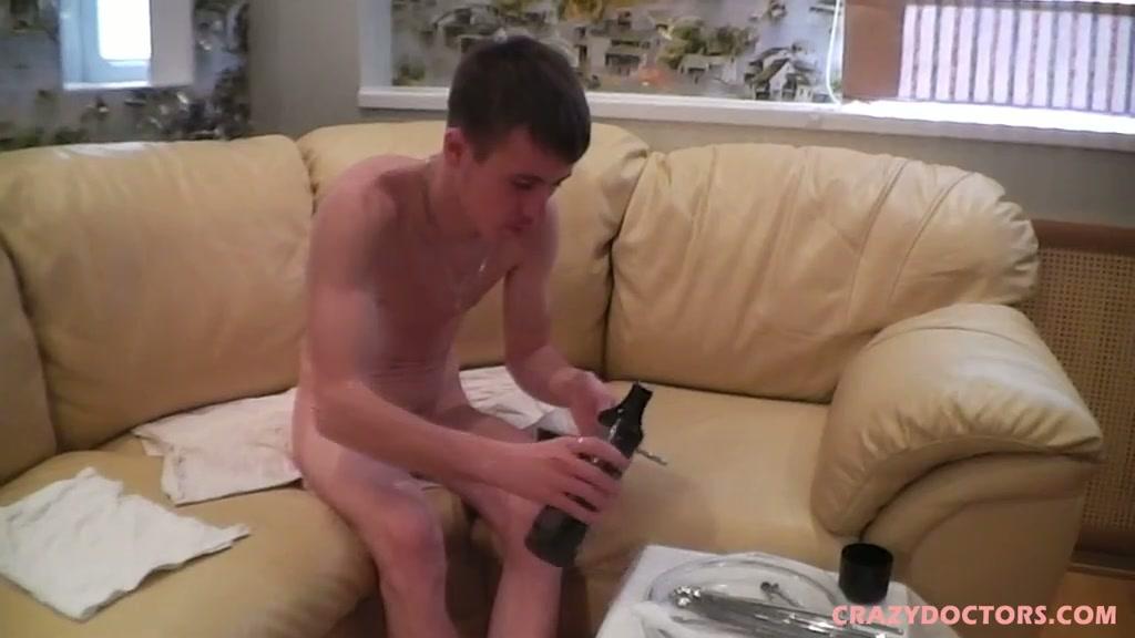Nasty urethra exploring