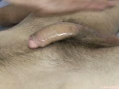 Sensuous lubricant rubdown