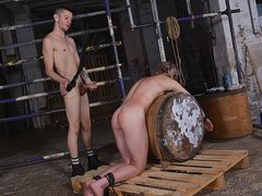Taking Manage Of Youngster Fellow Joey - Part two - Joey Valentine & Xavier Sibley