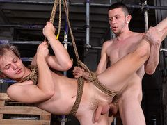 Taking Manage Of Twunk Stud Joey - Part 1 - Joey Valentine & Xavier Sibley