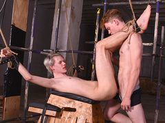 Trussed Up And Well Used - Part two - Sky Heet & Leo Ocean