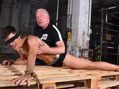 Providing The Stud A Crazy Education - Part 1 - Axel Rubberax & Sebastian Kane