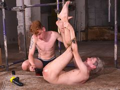 Tied Up And Well Used - Part 1 - Sky Heet & Leo Ocean