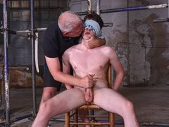 Adorable Brit Stud Corrupted Part two - Bob Seel & Sebastian Kane