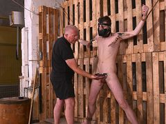 A Lesson In Kink For Draped Blake - Part three - Blake Harvey & Sebastian Kane