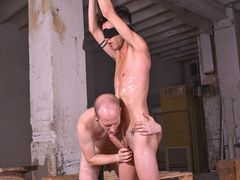2 Lad Fellows In Service Part trio - Jesse Evans, Casper Ellis & Sean Taylor