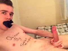 Massive Stud Bryant Masturbates Off - Bryant Vixen