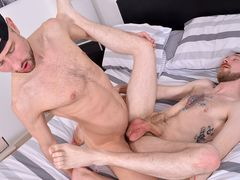 Fresh Wooly Bottom Gets Donk Pulverized - Drew Dixon & Jaden Outworn
