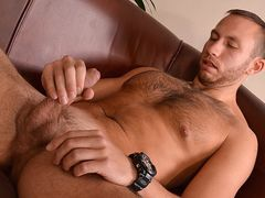 Frenzied Stroking With Brent - Brent Taylor