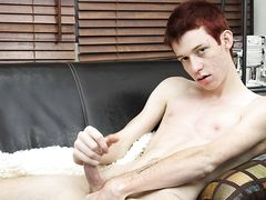 Soiree Boy Dennis Strokes It - Dennis Pierce