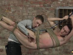 Fabulous Jonah Manhood Jerked! - Jonah O'pry And Ashton Bradley