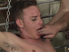 Donk Play Masturbate Off For Cameron - Cameron James And Sebastian Kane