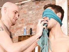 Lovely Kimi Gets Face Pulverized! - Kimi Monroe And Kieron Knight