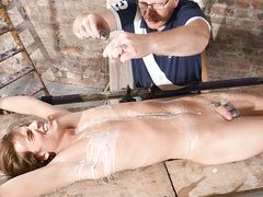 Youngster Opened Up And Drained! - Casper Ellis And Sebastian Kane