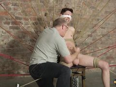 Ball-Stroking Jizm-Wanking! - Jonah Opry And Sebastian Kane