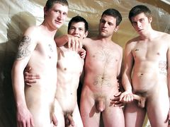Pee Luving Welsey And The Dudes - Welsey Kincaid, Cooper Reeves And Nolan