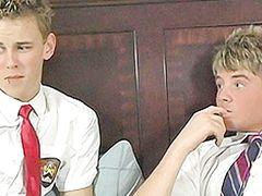 Tyler Bradley & Tyler Berke - Tyler Berke Drills Tyler Bradley!