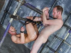 Koby Takes A Merciless Screwing! - Koby Lewis & Sean Taylor
