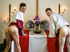 Pleading For Rigid Youthfull Spunk-Pump! - Shaun Mann and Skylar Blu