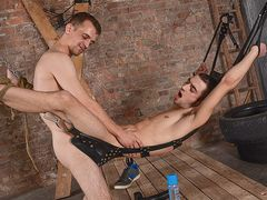 Using Both His Thirsty Crevices - Michael Wyatt and Dan Jenkins
