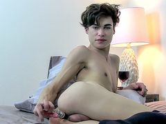 Super-Cute Greco Makes A Home Movie - Greco Rai