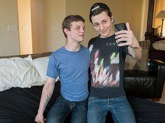 No Condom Paramours Home Movie Joy! - Ricky Boxer & Trey Bentley