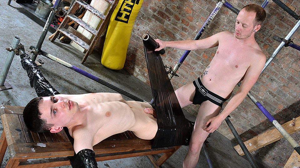 Packaged Up & Milked Off - Aaron Aurora & Sean Taylor