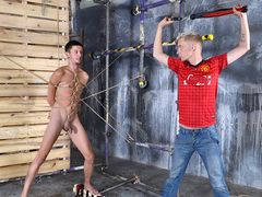 Ashton Is In A Penalizing Mood - Xavier Sibley & Ashton Bradley