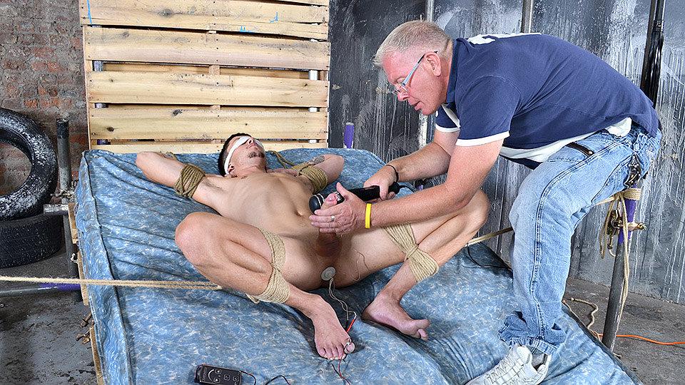 Youngster Penis Milked Of Mayo - Xavier Sibley & Sebastian Kane