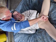 Things Get Real Risky For Aaron - Aaron Aurora & Sebastian Kane