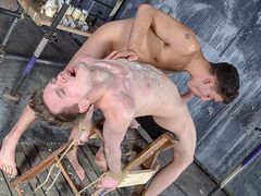 A Indeed Extraordinaire Pipe Deepthroating - Kamyk Walker & Wank Taylor