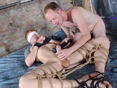 He Needs That Ample Uncircumcised Shaft - Tyler Underwood & Sean Taylor